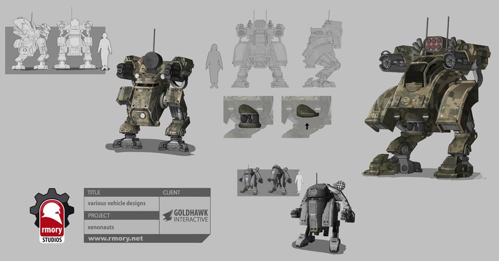 Some Xenonauts Concept Art , Xenonauts General Discussion