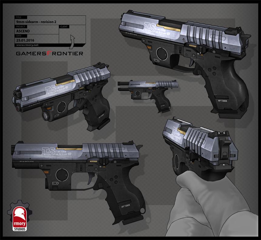 3d Gun Image 3d Home Architect: Ascend : Rmory